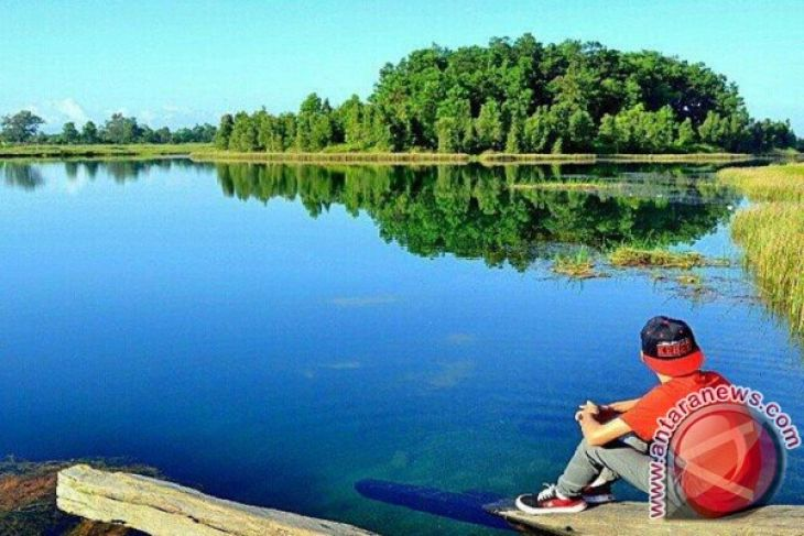 Danau Seran Jadi Objek Wisata Baru Antara News Kalimantan Selatan