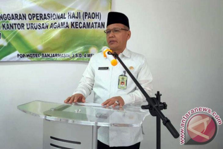 Banjarmasin Won the best embarkation
