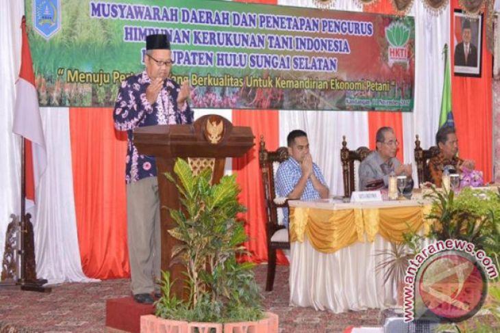 HKTI HSS Tetapkan Kepengurusan Baru