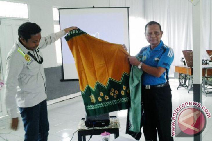Pemkab Banjar Latih Warga Binaan Desain Sasirangan