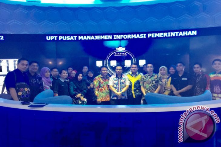 Banjarmasin City's PR brings reporters to BCC