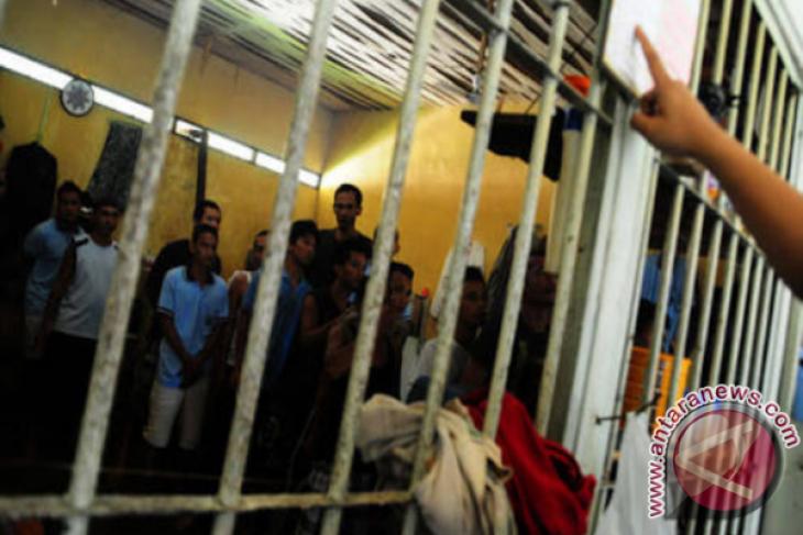 Lembaga Pemasyarakatan Kalsel Terpadat Kelima di Indonesia