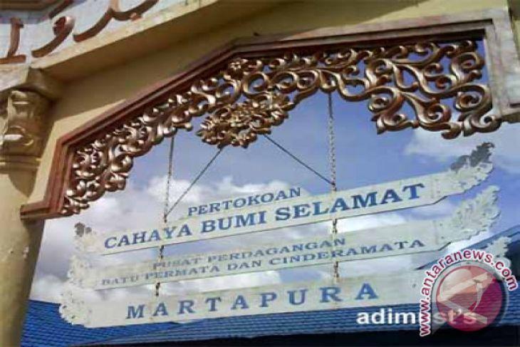 DPRD Sumbar Tinjau Sentral Permata Martapura Kalsel