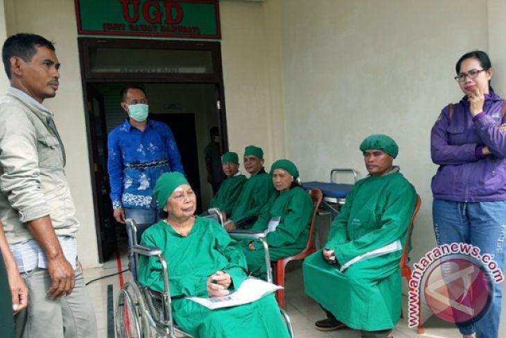 Again, Adaro provides free cataract surgery