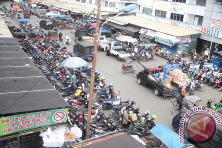 Pemkot Banjarmasin Bentuk PD Pasar