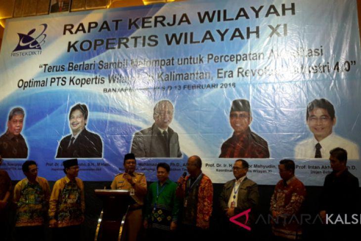 PTS Ikut Percepat Pembangunan Kalimantan