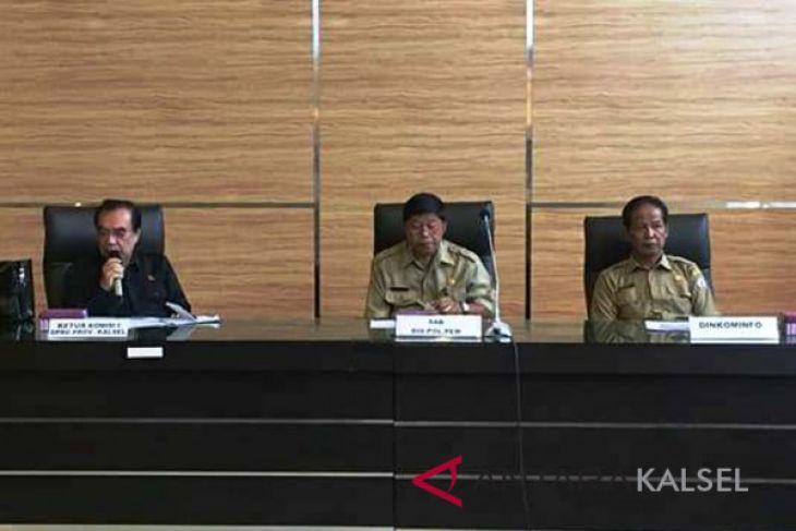 Komisi I DPRD Kalsel Kunjungi Batola