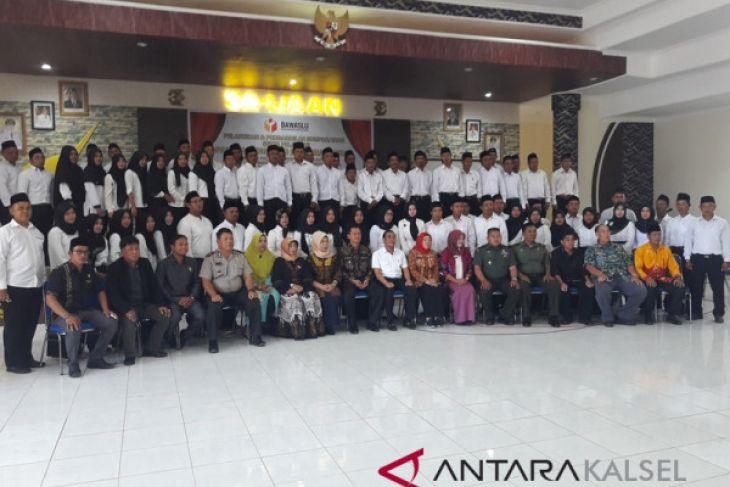 Bawaslu Kotabaru lantik 202 pengawas kelurahan desa