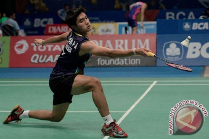 Tunggal putra andalan Indonesia di China Masters 2018 tumbang