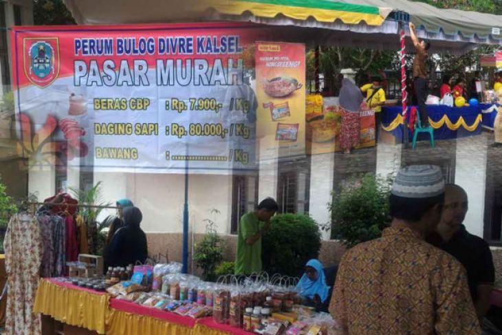 Banjarbaru gelar pasar murah Ramadan