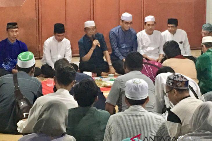 Rudy Arifin Sahur Bersama Insan Pers