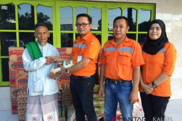 Coal company help residents affected by floods