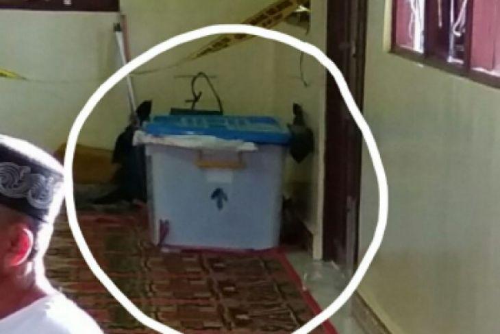 Polres Banjar selidiki mayat perempuan dalam kotak