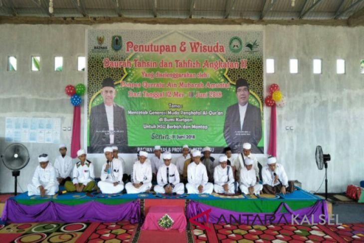 HSU terus cetak Hafiz Qur'an