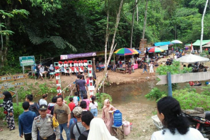 Jaro police secure four tourist attractions