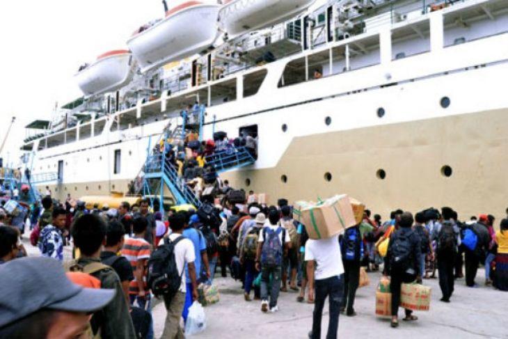 Penumpang kapal batulicin-surabaya meningkat 300 persen