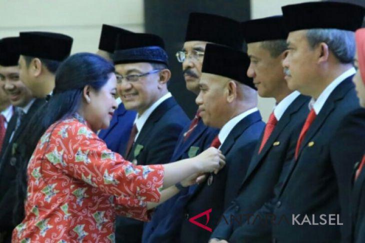 Bupati terima penghargaan tertinggi Kependudukan, KB dan Keluarga