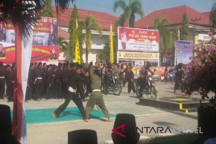 Hari Bhayangkara 'Rusuh' Akibat Berita Hoax