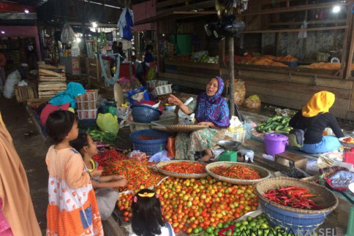 S Kalimantan's rural inflation at 0.69 percent