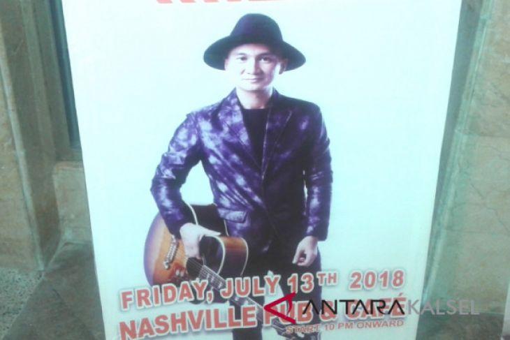 Anji manggung di Nashville HBI