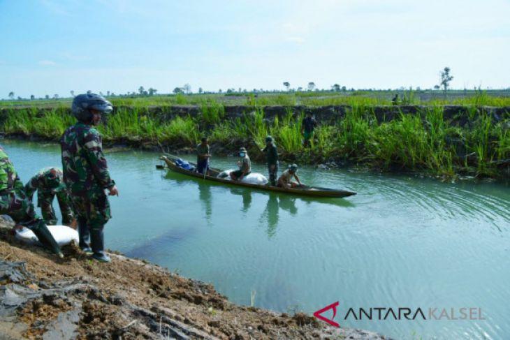 Kalsel targetkan tambah produksi padi 32 ribu ton