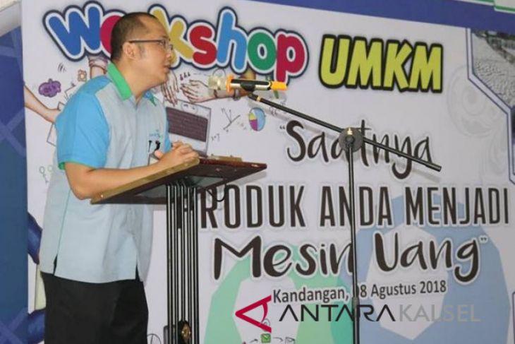 Video - Pasarkan produk UMKM Bank Kalsel Kandangan gandeng Transmart Banjarmasin