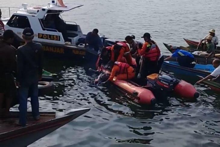 Jasad polisi tenggelam di waduk ditemukan