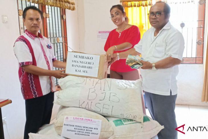 PT Lintas Jawa kirim 1.000 potong pakaian untuk korban gempa