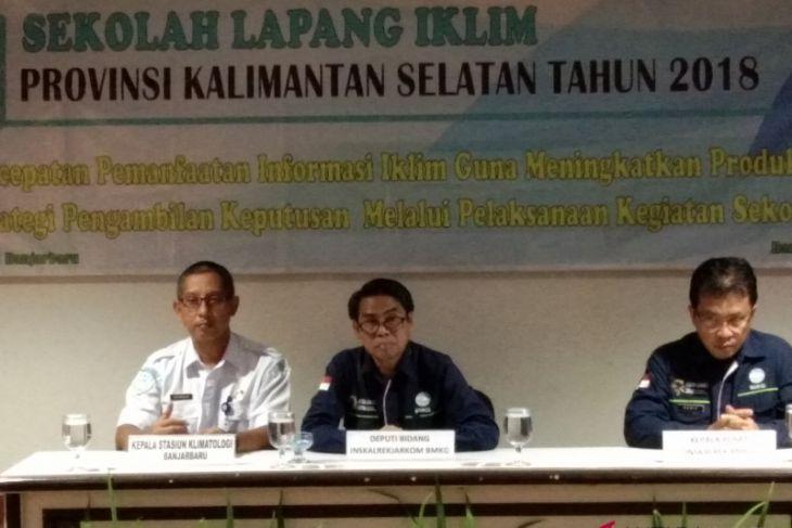 BMKG : SLI Bantu tingkatkan produktivitas pertanian