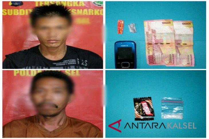 Subdit III Ditresnarkoba tangkap tiga pengedar dalam sehari
