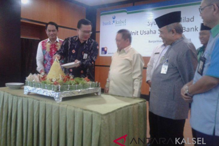 Unit Usaha Syariah Bank Kalsel Milad ke-14