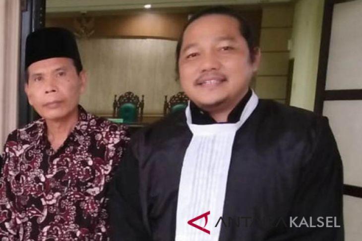 Mantan Kadisdik HST dibebaskan dalam putusan Banding