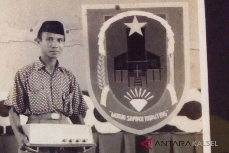 Pencipta lambang Provinsi Kalsel yang terlupakan ternyata orang Barabai