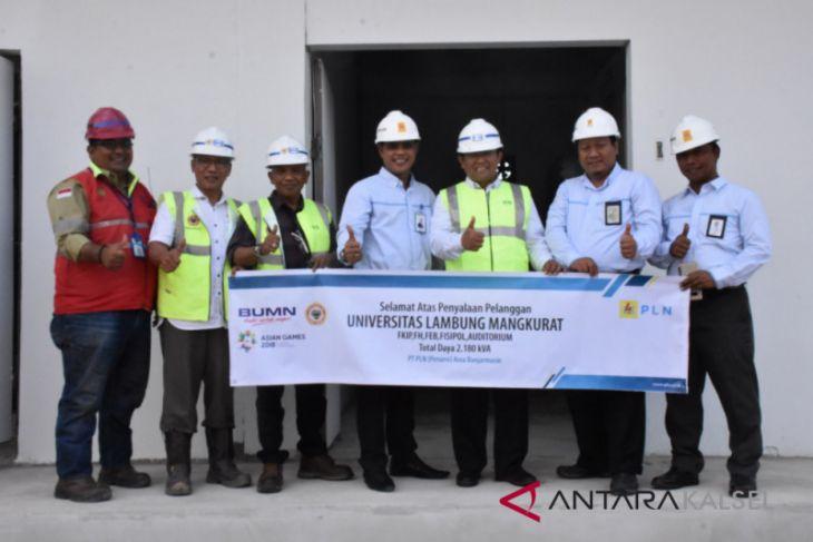 ULM tambah daya listrik 2.180 kVA untuk gedung-gedung baru