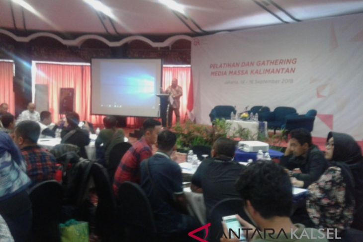 OJK regional 9 Kalimantan gelar media gathering