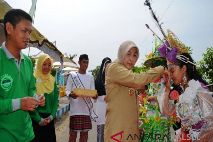 FKH Ije Jela Bahalap holds a green festival