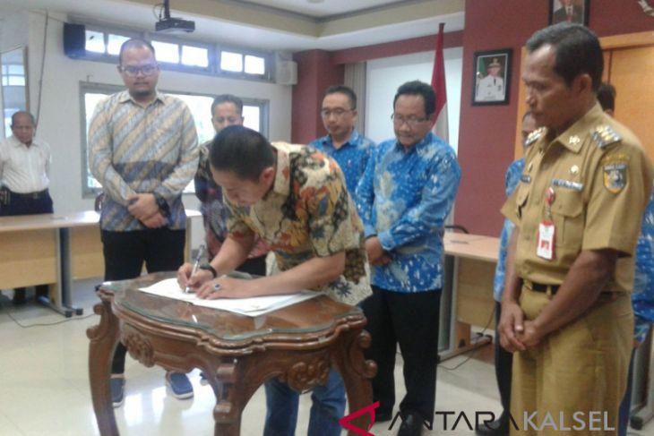 Kerjasama pembangunan pabrik CPO
