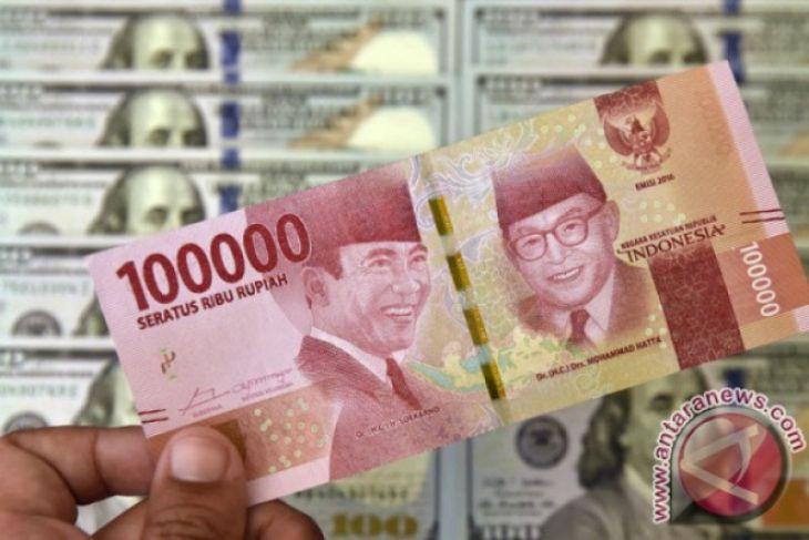 Sudah di bawah Rp14.500, rupiah makin perkasa