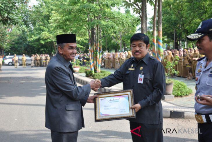 Pemkab Banjar Raih National Procurement Awards 2018