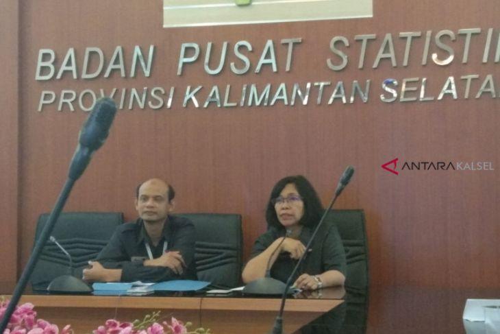 Ekonomi Kalsel Triwulan III tumbuh  4,95 persen