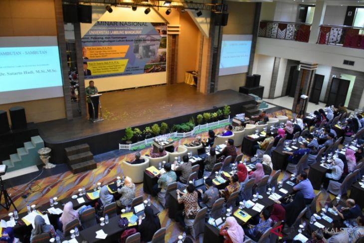ULM sets wetlands as South Kalimantan's superior