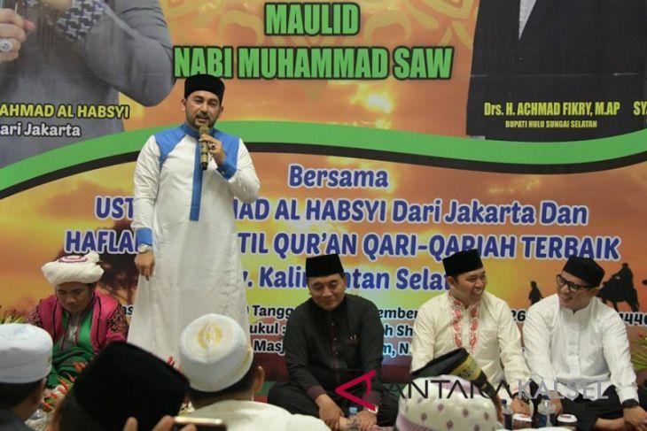 HSS gelar tabligh akbar  bersama Ustadz Ahmad Al Habsyi Jakarta