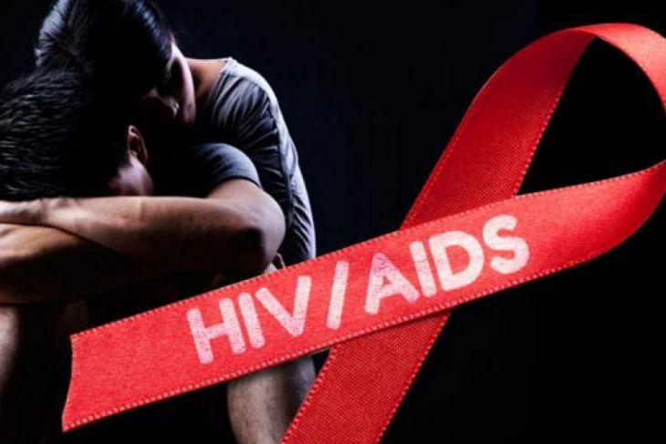 Penderita  HIV/AIDS hingga 2018 sebanyak  67 kasus