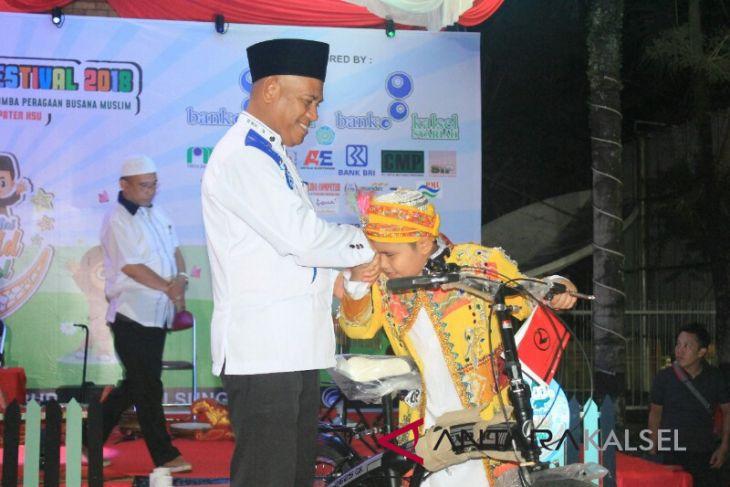 Wahid Anjurkan Kualitas Anak di AMF 2018 Dikembangkan