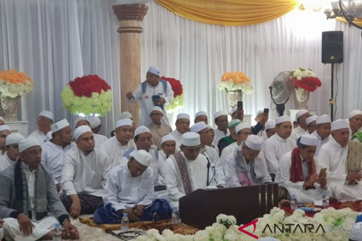 Guru Bakhiet berikan ceramah di Palangkaraya