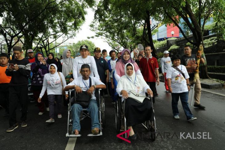 Banjarmasin toward inclusive city