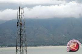 Warga Matalibaq Mahulu sudah nikmati layanan telekomunikasi