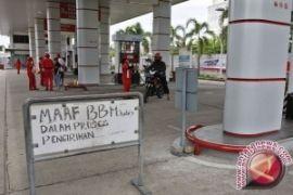 Tanker Pertamina Terhambat Cuaca, Pengiriman BBM Tersendat