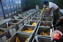 KPU Penajam tambah surat suara setiap TPS