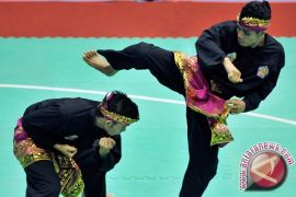 Pesilat Iqbal Candra Fokus Persiapan Asian Games